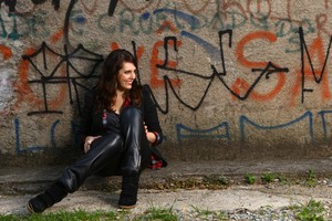 Jana Rosa posa para o EGO (Foto: Iwi Onodera/EGO)