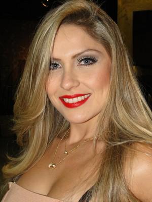 A ex-BBB Renata (Foto: Divulgação)