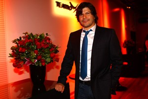 Paulo Ricardo no show de Roberto Justus (Foto: Iwi Onodera / EGO)
