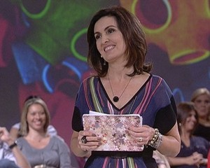 F&#225;tima Bernardes (Foto: Reprodu&#231;&#227;o/TV)