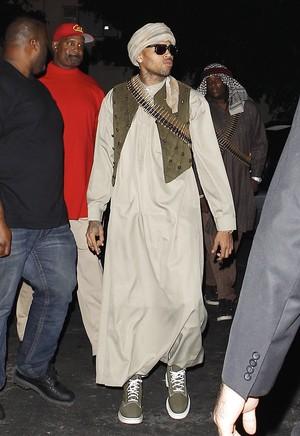 Chris Brown (Foto: Agência X17)
