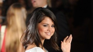 Selena Gomez em première na Califórnia  (Foto: Agência/AFP)