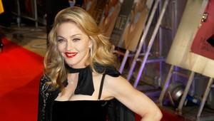 Madonna em evento em Londres (Foto: Reuters)