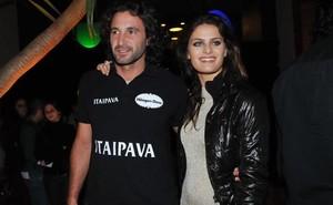 Isabeli Fontana e Rico Mansur_lista (Foto: Deco Rodrigues/ Globo.com)