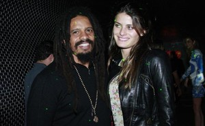 Isabeli Fontana e Rohan Marley_lista (Foto: Waldemir Filetti/ Divulgação)
