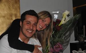 Susana Werner e Júlio César (Foto: Twitter/ Reprodução)