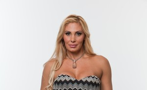 Angela Bismarchi - A Fazenda 5 (Foto: Edu Moraes/ Divulgação)