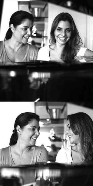 Galeria Angelina e Aline Muniz (Foto: Iwi Onodera/EGO)