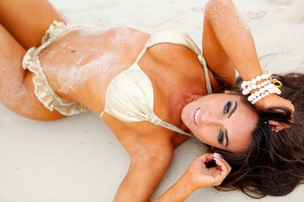 Nicole Bahls (Foto: Marcos Serra Lima / Ego)