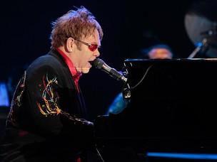Elton John no Rock in Rio (Foto: Felipe Panfili / Ag News)