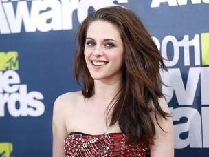 Kristen Stewart no 'MTV Movie Awards' (Foto: Reuters / Agência)