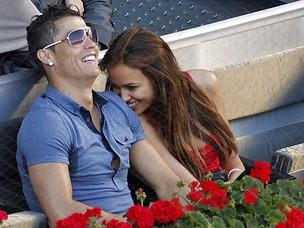 Cristiano Ronaldo e Irina: casamento à vista (Foto: Getty Images /.)