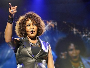 Whitney Houston (Foto: AFP /Agência)