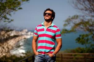 Paulo Rocha posa para o EGO (Foto: Marcos Serra Lima / EGO)