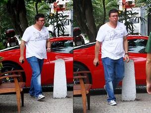 Boninho (Foto: Daniel Delmiro/AgNews)