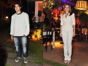 Monique Alfradique e Caio Castro (Foto: Roberto Teixeira/EGO)