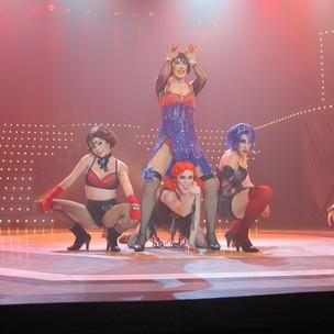 "Claudia Raia apresenta ""Cabaret"" (Foto: EGO)"