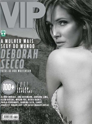 Deborah Secco (Foto: Revista VIP/Divulgao)