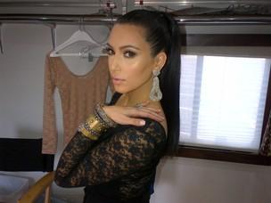 Kim Kardashian (Foto: Reprodução / Twitter)
