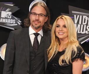 Britney Spears e Jason Trawick (Foto: Agência/ Getty Images)