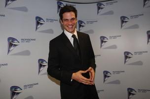 Mateus Solano no prêmio Profissionais do Ano (Foto: Iwi Onodera / EGO)