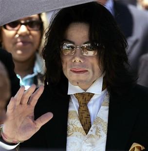Michael Jackson (Foto: Agência/AFP)