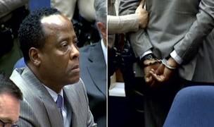 Conrad Murray é condenado (Foto: Reuters)