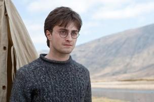 """Daniel Radcliffe em """"Harry Potter e as Relíquias da Morte Parte 2"""" (Foto: Divulgação)"""