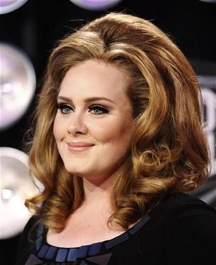Adele (Foto: Agência/Reuters)