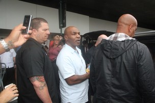 Mike Tyson (Foto: Photo Rio News)