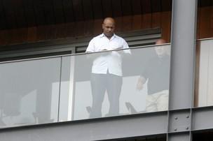 Mike Tyson (Foto: Edson teófilo e Gil rodrigues/PhotoRio News)