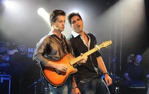 Victor e Leo (Foto: Francisco Cepeda / AgNews)