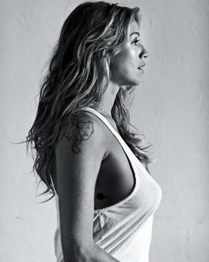 Luana Piovani em ensaio para a revista 'Trip' (Foto: Christian Gaul/ Revista Trip)
