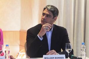 William Bonner (Foto: André Muzell/AgNews)