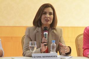 Fatima Bernardes (Foto: André Muzell/AgNews)