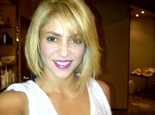 Shakira (Foto: reprodução / twitter)