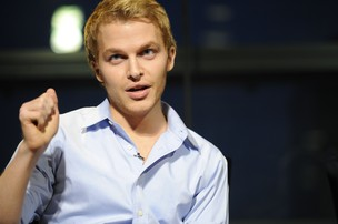 Ronan Farrow (Foto: Agência Getty Images)