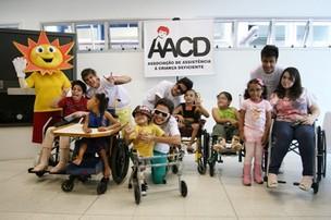 Restart na AACD (Foto: Divulgação)