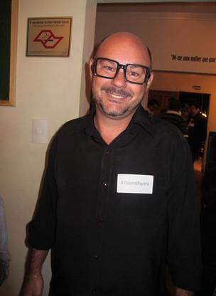 Luis Miussi, pai da Mayara do 'BBB 12' (Foto: Felipe Abílio/ EGO)