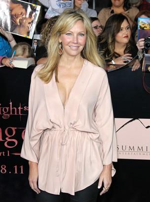 A atriz Heather Locklear (Foto: Getty Images)