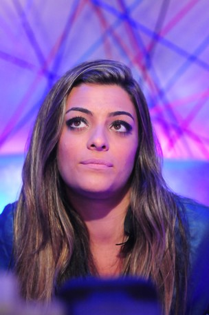 Monique (Foto: TV Globo / Frederico Rozário)