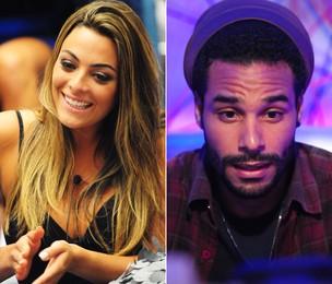 Monique e Daniel (Foto: Divulgação / TV Globo)