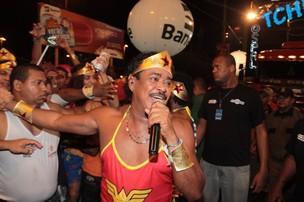 Compadre Washington canta no Pré=Caju (Foto: Fred Pontes/Divulgação)
