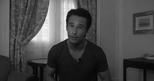 Rodrigo Santoro apresentação do filme Heleno (Foto: You Tube/ Reprodução)