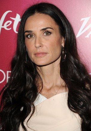 Demi Moore (foto de arquivo) (Foto: Ag&#234;ncia/Getty)