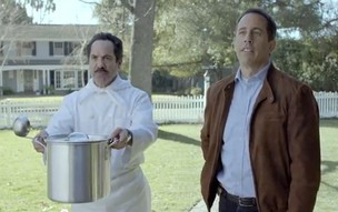 Jerry Seinfeld (Foto: Reprodução / YouTube)