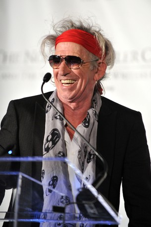 Keith Richards (Foto: Getty Images/Agência)
