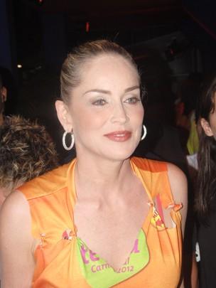 Sharon Stone (Foto: Renata Sakai / EGO)