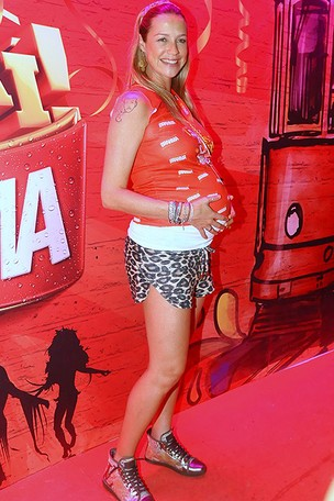 Luana Piovani (Foto: Roberto Teixeira/EGO)