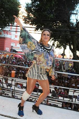 Claudia Leitte (Foto: Fabio Nunes / Divulgação)